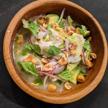 San Diego's Best Ceviches.