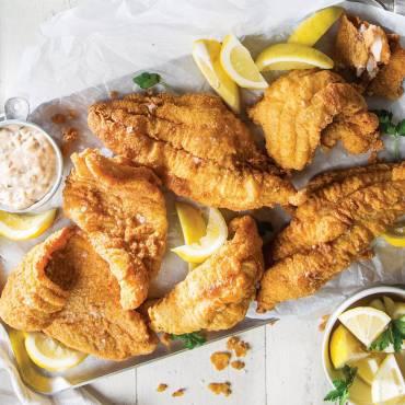 Fresh Fish Fries