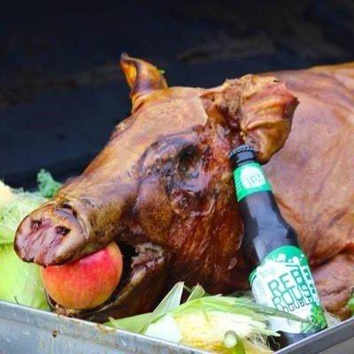 Whole Hog Pig Roasts